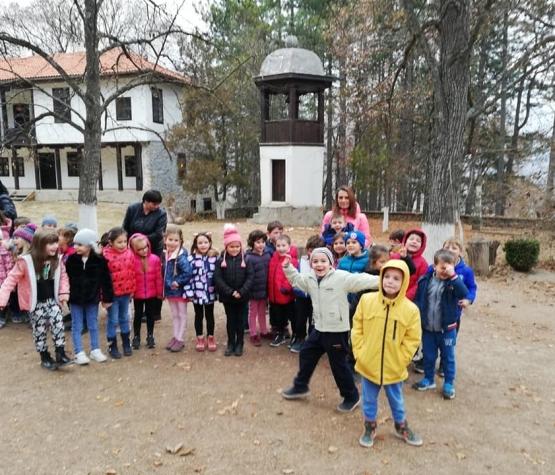 Екскурзия до Земенския манастир