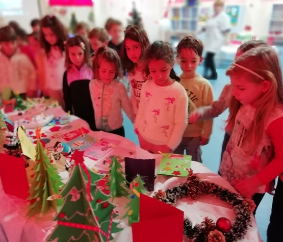 Благотворителен Коледен базар в ДГ №66