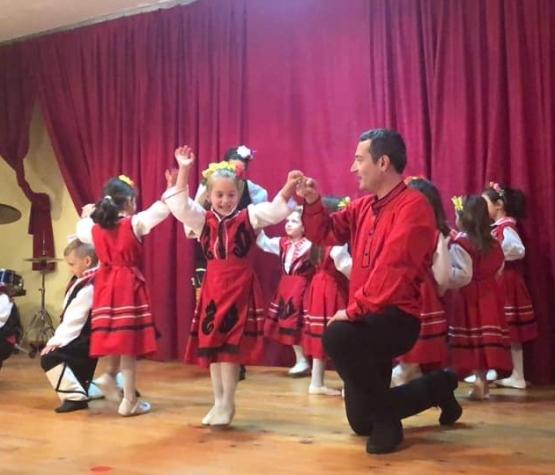 Коледен концерт в с. Кокаляне