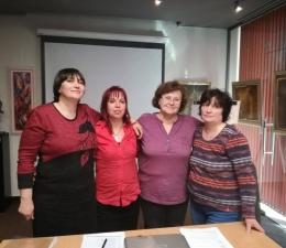 Обучение на помощник-възпитатели от ДГ №66