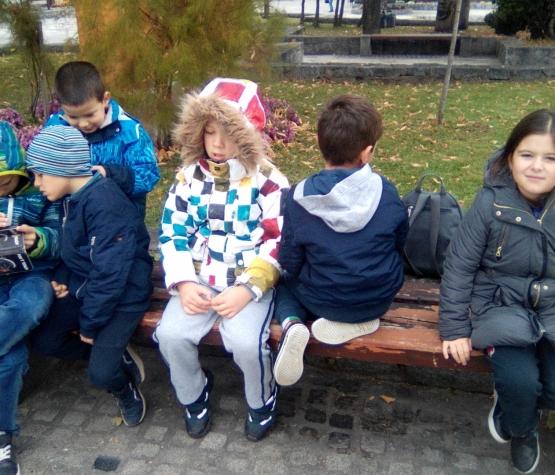 Зелена детска градина в с. Баня