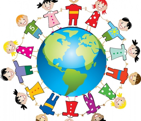 """Изпращане на коледни пожелания от децата от ДГ """"Елица"""" до децата от Швеция и Гърция"""