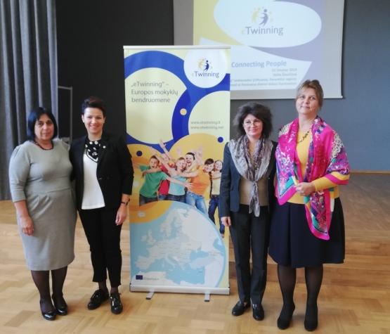 Международен проект в Литва