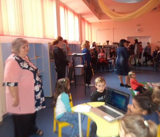 Посещение на студенти от СУ св. Климент Охридски