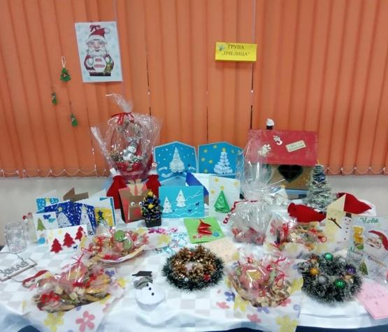 """Резултати от анкета за родителите на ДГ """"Елица"""" - по повод на Коледния благотворителен базар"""