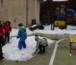 """""""Игри в снега"""""""